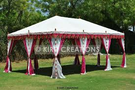 wedding tent wedding tent indian tents royal tents