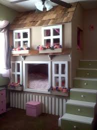 House Bunk Beds House Bunk Beds Cool Oh My Goodness This Would B So Cool For