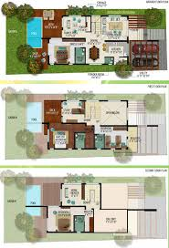 3500 Sq Ft House by House Of Colors Cascading Breeze In Whitefield Hope Farm Junction