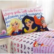 Superhero Twin Bedding Dc Superhero Girls