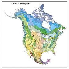america climate zones map ecoregions ecosystems research us epa