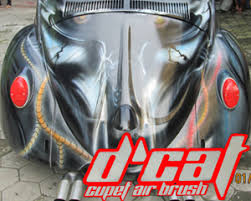 design grafis airbrush d cat air brush body repair di yogyakarta jogjabagus layanan