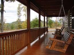 cabin porch 6 questions to ask when choosing a two bedroom cabin in murphy nc