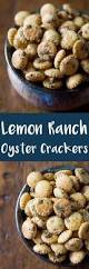 parmesan bacon ranch oyster crackers recipe ranch oyster