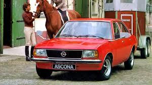 1975 opel manta opel ascona b 1975 81 youtube