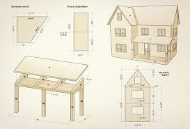 free dollhouse floor plans dollhouse canadian woodworking magazine