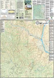 Chelan Washington Map by Wenatchee Leavenworth Washington Trail Map Adventure Maps