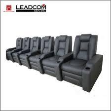 Cinema Recliner Sofa Leadcom Luxury Leather Electric Cinema Reclining Sofa Ls 811