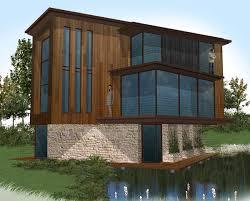 fairford eco lakes development hawkes architecture