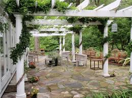 Best Pergolas Images On Pinterest Backyard Ideas Outdoor - Pergola backyard designs