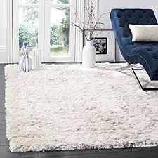 How To Make A Faux Fur Rug Amazon Com Faux Sheepskin Area Rug 3 U0027x5 U0027 White Kitchen U0026 Dining