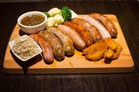gourmet sausage artisan gourmet sausage party set picture of hog kuching