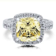 4 carat cubic zirconia engagement rings wedding rings gold cz eternity band gold cubic