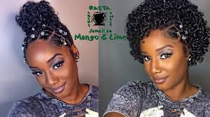 jamaican latest hair styles make your basic natural hairstyles lit feat jamaican mango and
