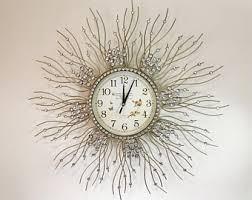 silent wall clocks silent wall clocks etsy