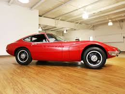 toyota for sale stunning and rare 1967 toyota 2000gt for sale