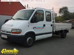 renault master 2001 renault master 2 5 dci autoutilitara camioneta doka lkw cu bena 99516
