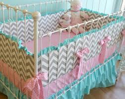 creative chevron crib bedding 12 color ideal chevron crib