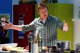 celebrity chef jamie oliver aids grenfell tower fire victims in london