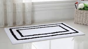 Microfiber Bathroom Rugs 2 Regency Manor Microfiber Bath Rug Set Bed In A Bag