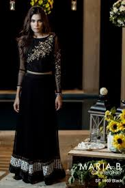 black suit for party dress 2017 for women dresses khazana