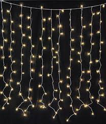custom length christmas light strings hillis curtain 6 ft fairy string lights reviews allmodern