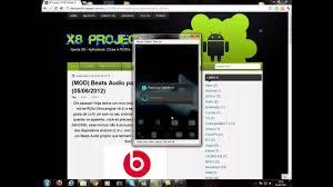 beats audio apk tutorial como instalar arquivos tipo mod beats audio no seu