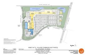 Mcg Floor Plan by Tallahassee Fl Village Commons S C Retail Space Kimco Realty
