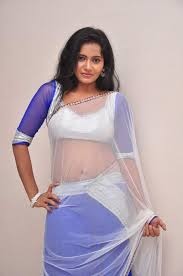 picture 938737 anusha in transparent saree photos