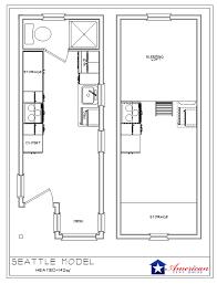 tiny house floor plans on wheels seattle floorplan 629x824 png