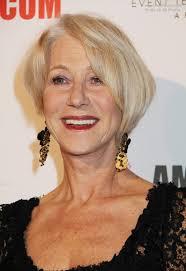 asymmetrical hairstyles for older women helen mirren trendy and rejuvenating haircut for 60 plus women