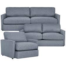 city furniture noah dark gray fabric living room