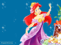 princess ariel wallpaper wallpapersafari