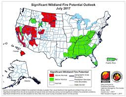 Wildfire Map Panel Criticizes Rules That Prevent Using Helicopters To Fight