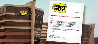 best buy spooky letter confirms black friday sale