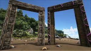 dinosaur gateway official ark survival evolved wiki