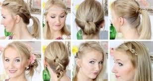 Hochsteckfrisuren Mittellange Haar Einfach by Leichte Frisuren Fur Schulterlange Haare Modische Frisuren Für