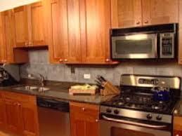 easy backsplash made with vinyl tile hgtv clever ideas cabinet easy backsplash kitchenrk