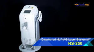 sale apolomed hs 250 laser tattoo removal machine price buy