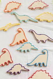 easy dinosaur cookies bearfoot baker