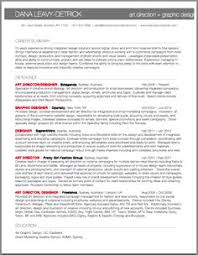 Sle Resume For Senior Graphic Designer sle graphic design resume page 1 resume files