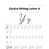 letter y yo yo craft all kids network