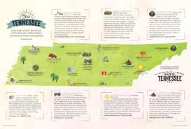 Tennessee Map Of Cities by See Tennessee Summer 2017 Tourism Map Tennessee Home And Farm