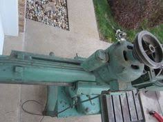 walker turner 16 speed radial arm drill press single phase drill