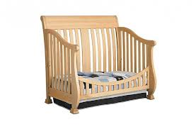 Bassett Convertible Crib The Cradle Sheraton Court Convertible Crib With Wooden Frame