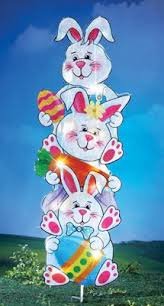 Outdoor Easter Yard Decorations by 142 Best Easter Decorations Images On Pinterest Easter Decor