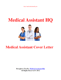 23 cover letter template for sample resumes medical within