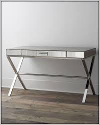 antique mirrored writing desk desk home design ideas