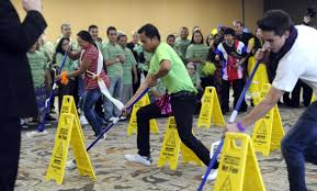House Keeping by Spokane Housekeeping Olympics A Picture Story At The Spokesman