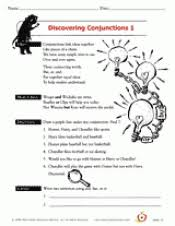discovering subjects and predicates teachervision